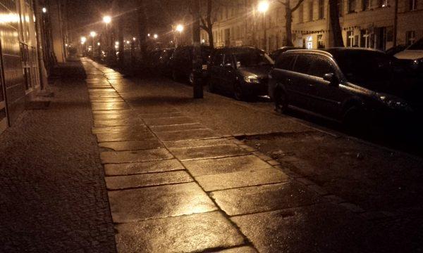 Nasse Strasse Berlin Mitte