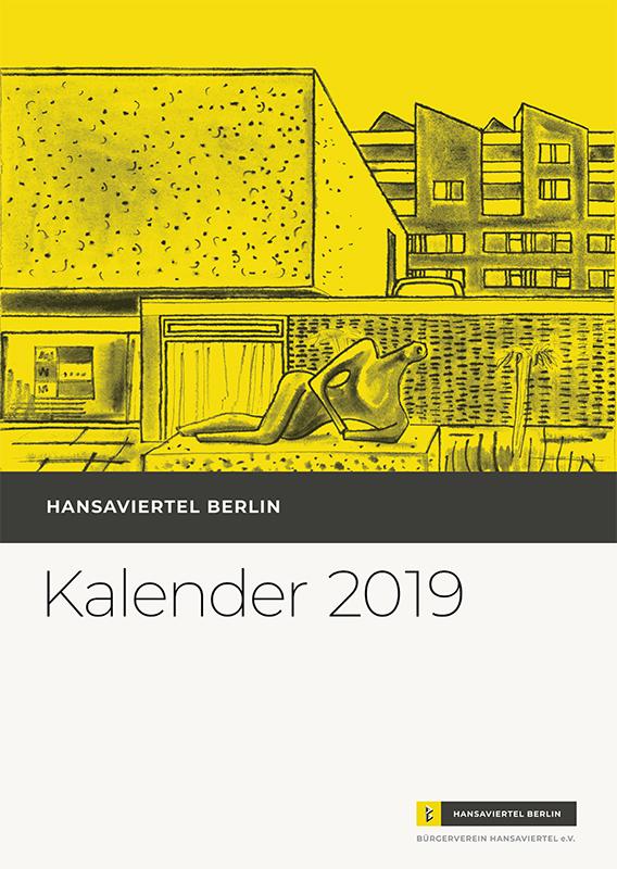 Kalender Hansaviertel 2019