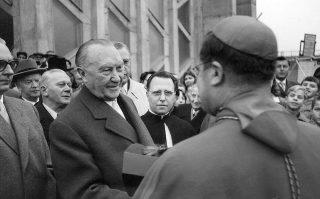 Konsekration fand am 1. November 1957 durch Julius Döpfner statt