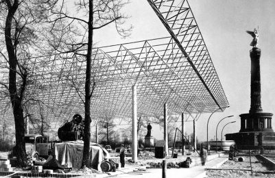 Landesarchiv Berlin, Wiederaufbau Hansaviertel; Sonderveröffentlichung zur Interbau Berlin 57