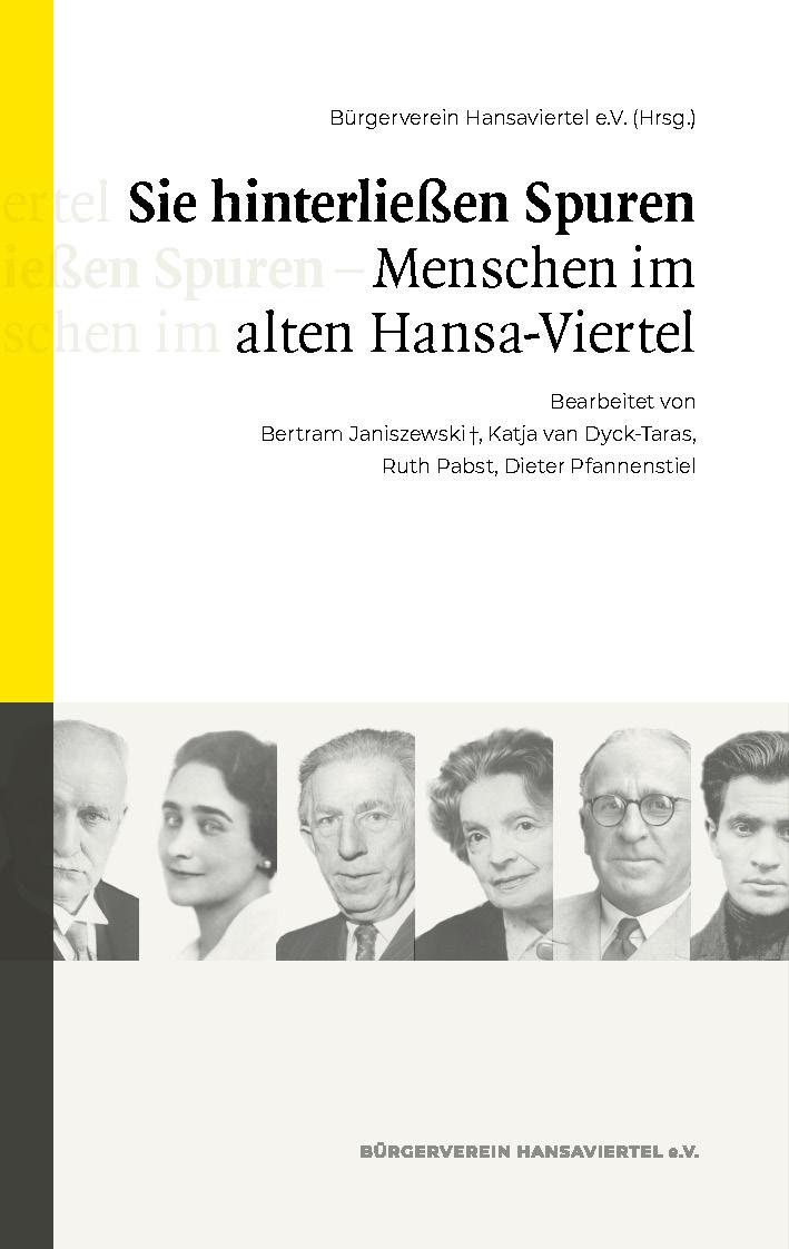 Hansaviertel Berlin – Architekturführer zur Interbau 57 / Bürgerverein Hansaviertel e.V. (Herausgeber),